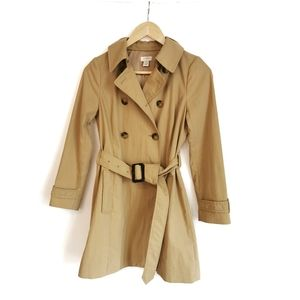 J. Crew Jackets & Coats - J.Crew ☔Trench☔ Coat